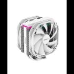 DeepCool AS500 PLUS Processor Cooler 14 cm White 1 pc(s)