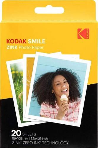 Kodak RODZL3X420 photo paper White