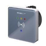 Reiner SCT timeCard RS-485 Grey RFID reader