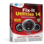 Avanquest Fix-It Utilities 14 Professional 5license(s) Electronic Software Download (ESD) DEU