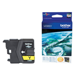 Brother LC-985Y Ink cartridge yellow, 260 pages, 5ml LC985Y