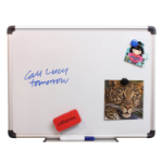 Cathedral Products Magnetic Drywipe Board 450x600mm