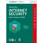 Kaspersky Lab Internet Security – Multi-Device 2016