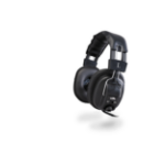 Cyber Acoustics ACM-500 headphones/headset Head-band Black