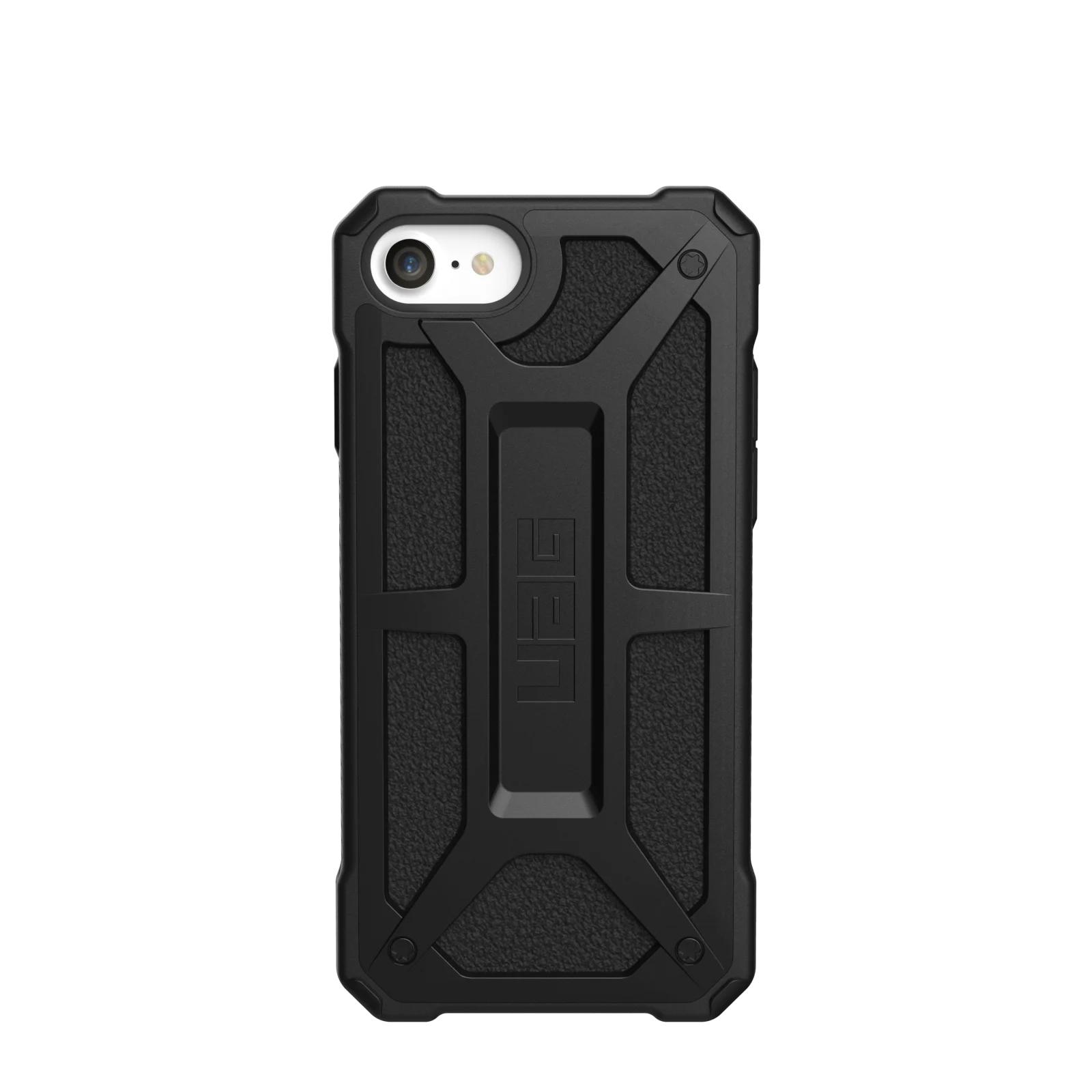"Urban Armor Gear Monarch funda para teléfono móvil 11,9 cm (4.7"") Carcasa rígida Negro"