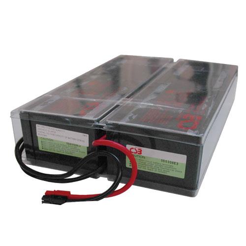 Tripp Lite 2U UPS Replacement 48VDC Battery Cartridge (1 set of 4)