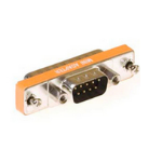 Microconnect DB9-DB25 M/M DB9 DB25 Silver cable interface/gender adapter