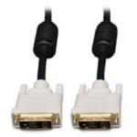 Ergotron DVI Dual-Link Monitor Cable 3m DVI-D DVI-D Black,White DVI cable