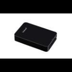 Intenso Memory Center 3.5 external hard drive 2000 GB Black
