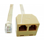 APG Cash Drawer CD-D1D2 Cable splitter Beige cable splitter/combiner