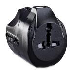 CyberPower TRA1A21U power plug adapter Universal Black