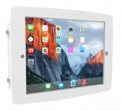 "Maclocks 290SENW 12.9"" White tablet security enclosure"