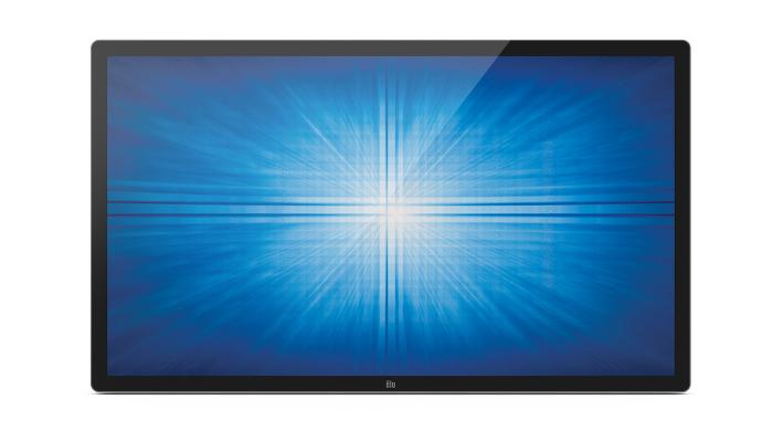 "Elo Touch Solution 5502L 139,7 cm (55"") LED Full HD Touchscreen Digitale signage flatscreen Zwart"