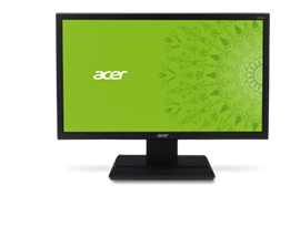 "Acer Essential 226HQLAbmd 21.5"" Black Full HD"
