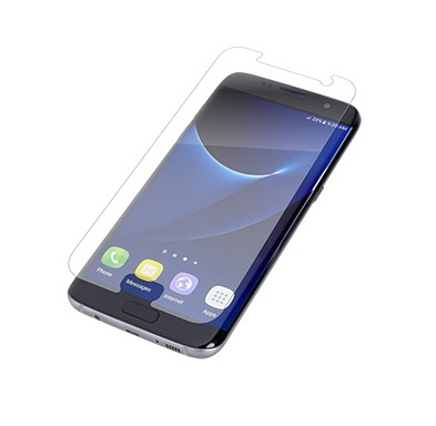 ZAGG InvisibleShield HD Dry Clear screen protector Mobile phone/Smartphone Samsung 1 pc(s)