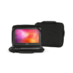 "Max Cases MC-EB-GEN-14-BLK 14"" Hardshell case Black notebook case"