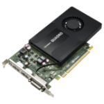 HP NVIDIA Quadro K2200 4GB Graphics Card
