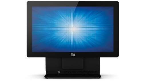 "Elo Touch Solution E732416 POS system 39.6 cm (15.6"") 1366 x 768 pixels Touchscreen 2 GHz J1900 All-in-one Black"