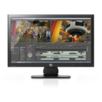 "HP ProDisplay P221 21.5"" Full HD Matt Black computer monitor"