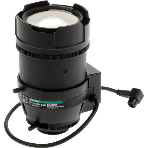Axis Fujinon 8-80 mm MILC Black
