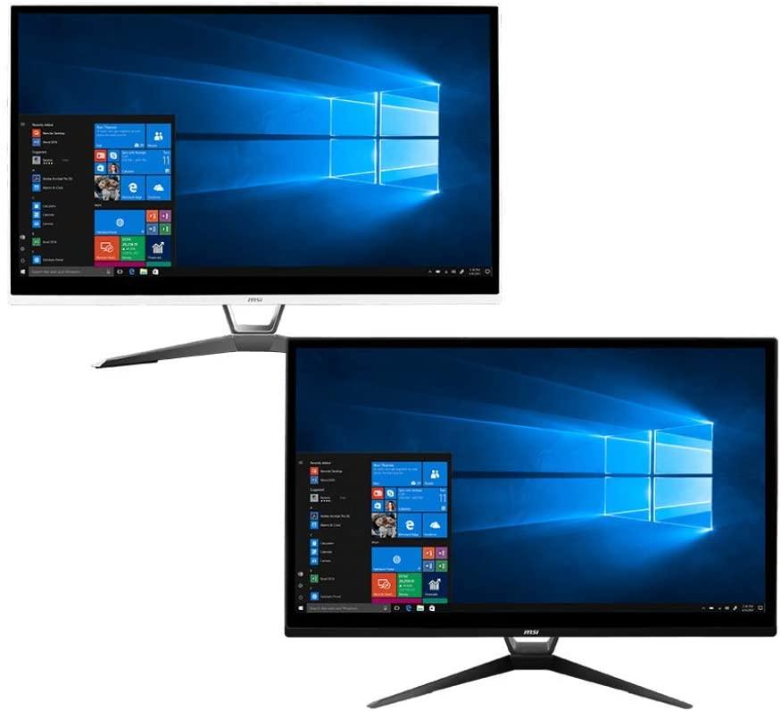 "MSI Pro 22XT 10M-001EU 54,6 cm (21.5"") 1920 x 1080 Pixeles Pantalla táctil Intel® Core™ i5 de 10ma Generación 8 GB DDR4-SDRAM 1256 GB HDD+SSD Wi-Fi 5 (802.11ac) Blanco PC todo en uno Windows 10 Home"