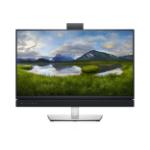 """DELL C2422HE 23.8"""" 1920 x 1080 pixels Full HD LCD Black, Silver"""