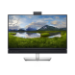 "DELL C2422HE LED display 60.5 cm (23.8"") 1920 x 1080 pixels Full HD LCD Black, Silver"