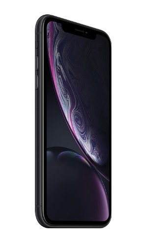 "Apple iPhone XR 15.5 cm (6.1"") 64 GB Dual SIM Black"