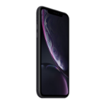 "Apple iPhone XR 15.5 cm (6.1"") 64 GB Dual SIM 4G Black iOS 12"
