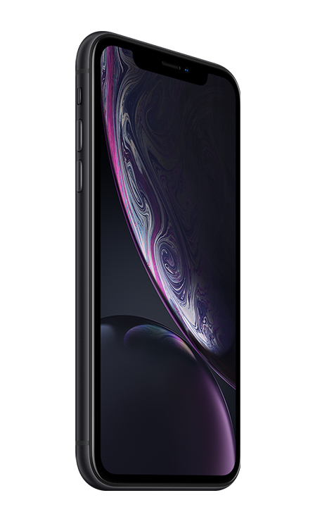 "Apple iPhone XR 15.5 cm (6.1"") 64 GB Dual SIM 4G Black"
