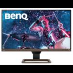 "Benq EW2780U 68.6 cm (27"") 3840 x 2160 pixels 4K Ultra HD LED Black, Brown"