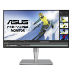 "ASUS ProArt PA27AC 27"" Wide Quad HD IPS Grey Flat computer monitor"