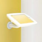 "Bouncepad Branch tablet security enclosure 24.6 cm (9.7"") White"