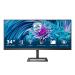 """Philips E Line 345E2AE/00 computer monitor 86.4 cm (34"""") 3440 x 1440 pixels Black"""