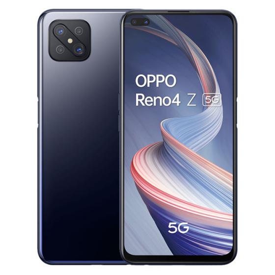 "Oppo Reno Reno4 Z 5G 16.7 cm (6.57"") Dual SIM Android 10.0 USB Type-C 128 GB 4000 mAh Black"
