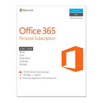 Microsoft Office 365 Personal 1license(s) 1year(s) French