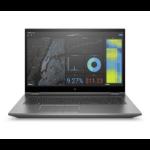 "HP ZBook Fury 17 G7 Mobiel werkstation 43,9 cm (17.3"") 4K Ultra HD Intel® 10de generatie Core™ i9 32 GB DDR4-SDRAM 1000 GB SSD NVIDIA Quadro RTX 3000 Wi-Fi 6 (802.11ax) Windows 10 Pro for Workstations Grijs"