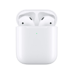 Apple AirPods (2nd generation) MRXJ2ZM/A mobile headset Binaural In-ear White