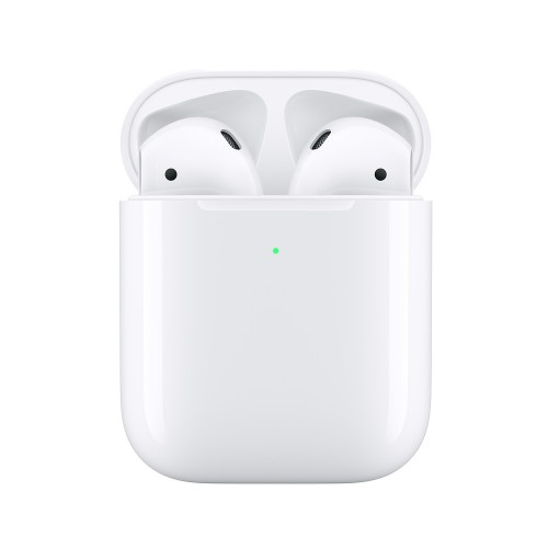 Apple AirPods (2nd generation) MRXJ2ZM/A headphones/headset In-ear White Bluetooth