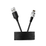Canyon CNS-CFI8B lightning cable 1 m Black