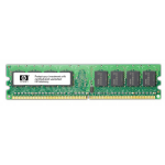HP 4GB Fully Buffered DIMM PC2-5300 2x2GB DDR2 Memory Kit memory module 667 MHz ECC
