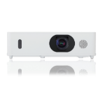 Maxell MC-WU5501 data projector Ceiling-mounted projector 5200 ANSI lumens 3LCD WUXGA (1920x1200) White