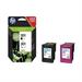 HP N9J72AE (301) Printhead multi pack, 190pg + 165pg, Pack qty 2