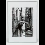 Photo Album A2 Poster Frame Silver Aluminium In Classic Satin PAAFA2B