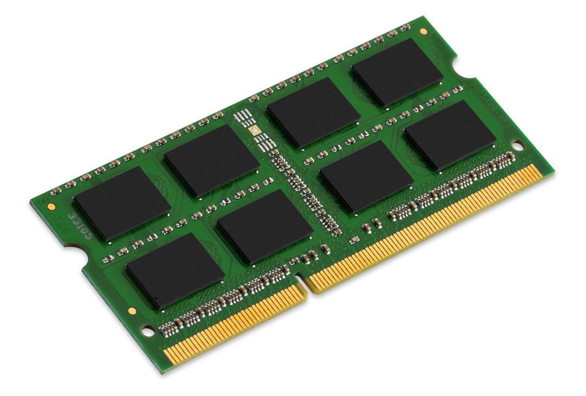 Kingston Technology ValueRAM 2GB DDR3L módulo de memoria 1600 MHz