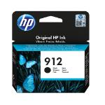 HP 3YL80AE#301 (912) Ink cartridge black, 300 pages, 8ml