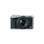 Canon M6SKS EOS M6 SUPER KIT W/EF-M18-150ST SILVER