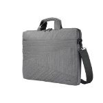 "ASUS ARTEMIS 15"" Laptop Carry Case, Slim & Lightweight, Padded Strap, Trolley Sleeve, Grey"