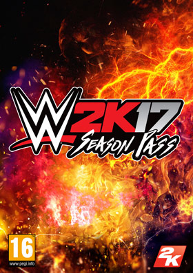Nexway WWE 2K17 - Season Pass Video game downloadable content (DLC) PC Español