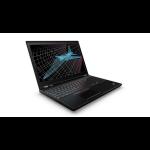 "Lenovo ThinkPad P50 2.7GHz i7-6820HQ 15.6"" 3840 x 2160pixels Black"